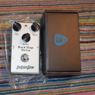 Bootlegger Slap Back Delay 2019 Silver for sale