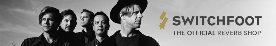 The Official Switchfoot Reverb Shop