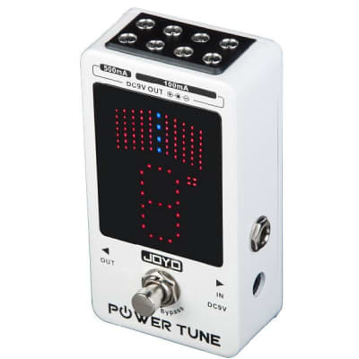 JOYO JF-18R Tuner and Power Supply all in one NEW from Joyo for sale