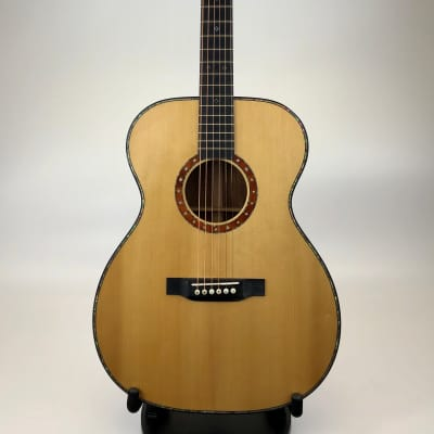 Martin CS-OM True North-16 Natural 2016 Custom Shop Limited for sale