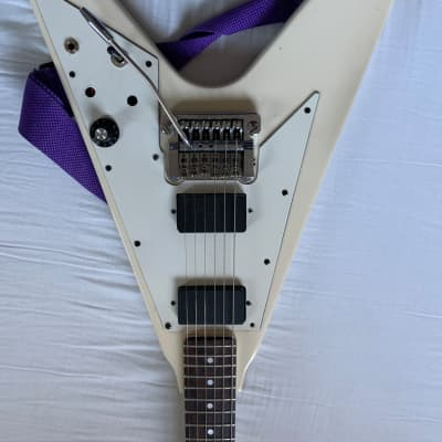 Rare Electra 2236 Flying Wedge 1976 White Lawsuit Era Vintage for sale