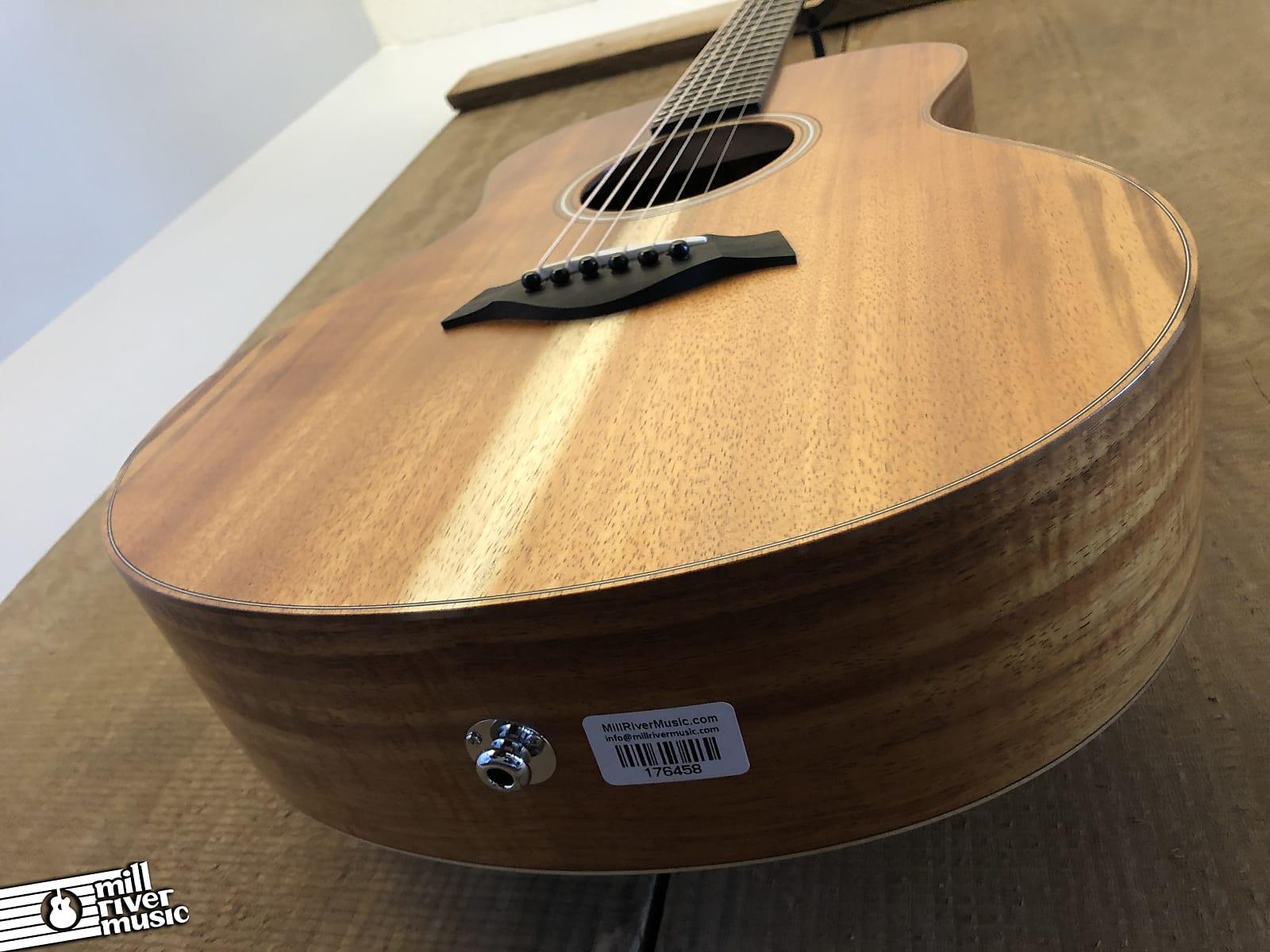 Taylor GS Mini-e Koa Acoustic Electric Guitar Natural 2018 w/ Gig Bag