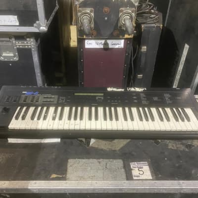 Korg DS-8 Synth owned and used by Rick Wakeman of YES 1980 Natural