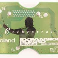 Roland Expansion Board SR-JV80-02 Orchestral for JV-80, JV-880, JV1080, JV2080