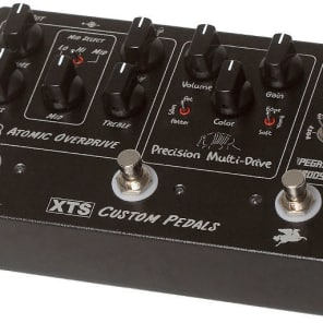 XAct Tone Solutions Preamp Combo Pedal