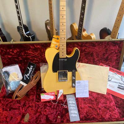 Fender American Vintage Reissue '52 Telecaster Butterscotch Blonde 2010 - 2017