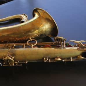 Selmer Mark VI Tenor Saxophone 1960 - 1969 Relacquered or Unlacquered