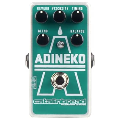 Catalinbread Adineko Oil Can Delay Pedal image
