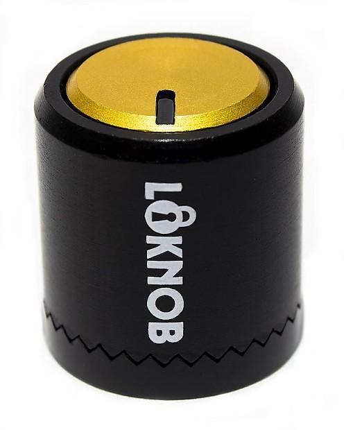 Guitar Pedal Knob Lock : loknob aluminum locking knob 3 4 black gold amp reverb ~ Hamham.info Haus und Dekorationen