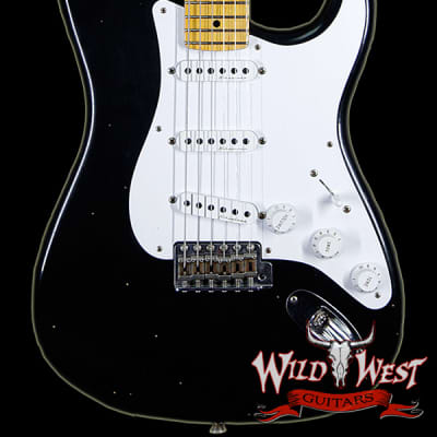"Fender Custom Shop Limited Edition Eric Clapton Stratocaster ""Blackie"" Journeyman Relic"