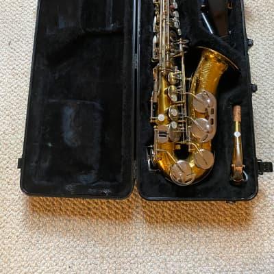 Conn 24m  Alto Saxophone