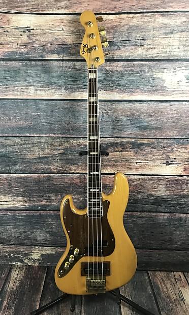 used fender left handed 1976 usa 4 string precision bass with reverb. Black Bedroom Furniture Sets. Home Design Ideas
