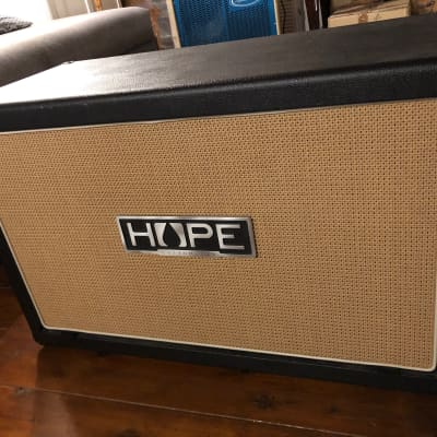 Hope Custom Lab Cabinet 2x12 Front Loaded Closed / Open Back for sale