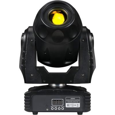 Eliminator Lighting Stealth Spot Moving-Head Beam Spot RGBW LED Light Regular