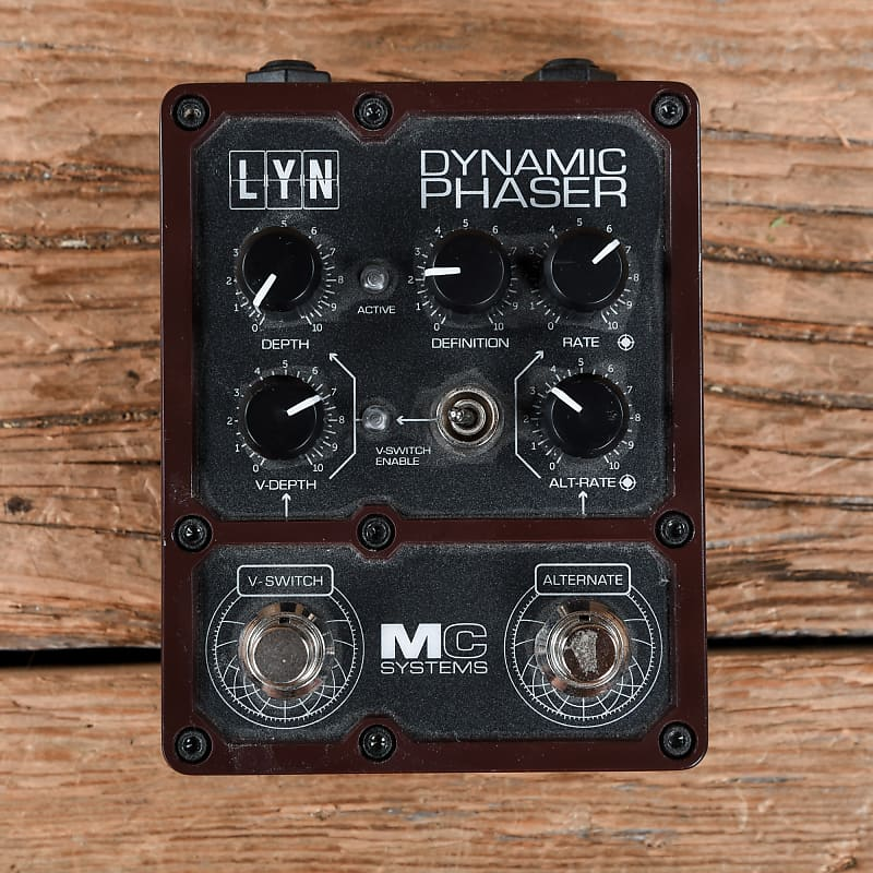 MC Systems LYN Dynamic Phaser MINT | Chicago Music Exchange