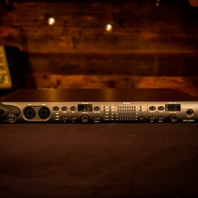 Avid HD OMNI Audio Interface For Pro Tools HDX And HD Native