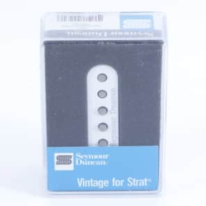 Seymour Duncan SSL-1 Vintage Staggered Strat Guitar Pickup White