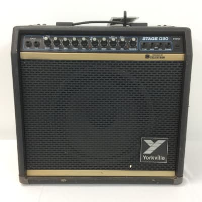 Yorkville Stage G90 Guitar Amplifier with Celestion Speaker for sale