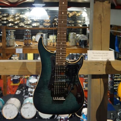 Vigier Excalibur Custom Musterious Blue for sale