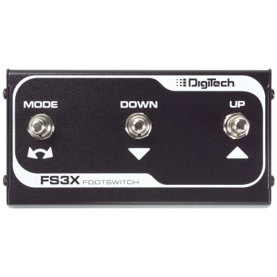 DigiTech FS3X 3-Button Footswitch* for sale
