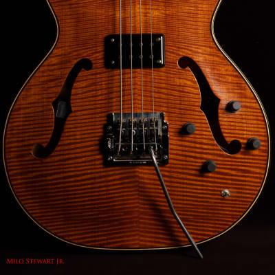 Lieber Makore Starfire Bass for sale