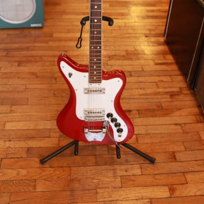 Holman Wildcat 1960s red for sale