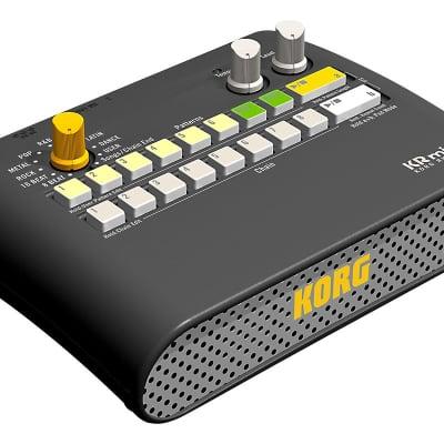 Korg KR-Mini Digital Drum Rhythm Machine