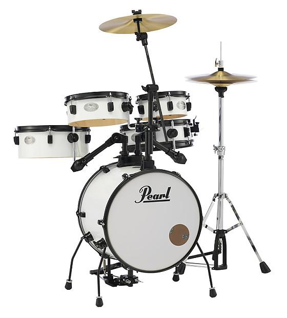 pearl rhythm traveler rt56533 pod in pure white reverb. Black Bedroom Furniture Sets. Home Design Ideas