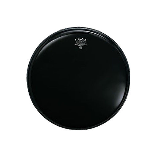 Ebony drum heads