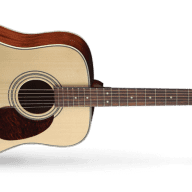 Cort Earth 70 Acoustic Guitar - Natural for sale