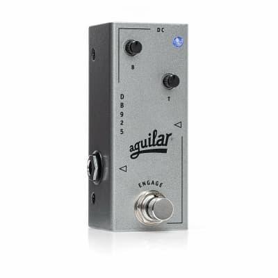 Aguilar DB 925 Bass Preamp Micro Pedal