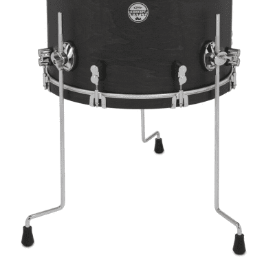 PDP Concept Classic 16x18 Floor Tom - Ebony Stain - PDCC1618FTES