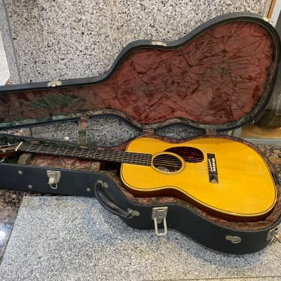 Bourgeois OM Custom Adirondack/ PAO ROSEWOOD Acoustic Electric Guitar for sale