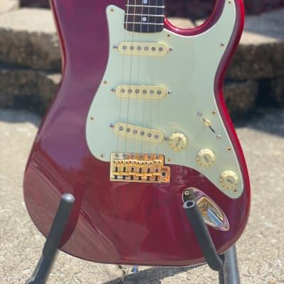 1996 Fender Squier Pro Tone Stratocaster MIK w/ AVRI Upgrades for sale