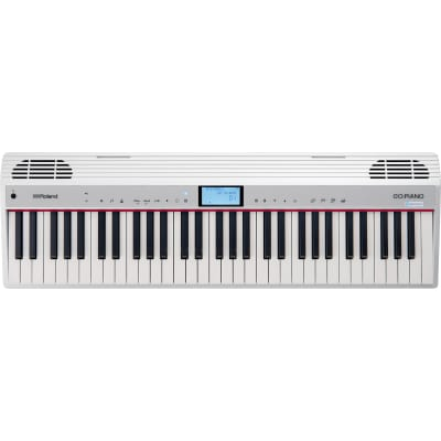 Roland GO:PIANO 61-Key Music Creation Keyboard with Alexa Voice-Command Built-In