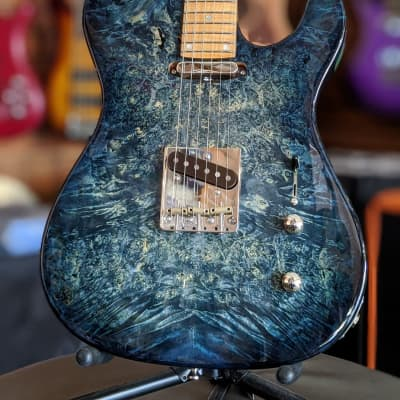 Fibenare Roadmaster '56 24 Fret Blue Tortoise-Authorized Dealer for sale