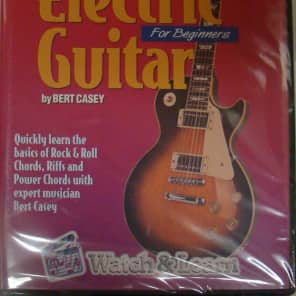 Watch & Learn Introduction to Electric Guitar for Beginners