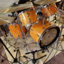 Ludwig Big beat Shell Pack 1969 Mod Orange