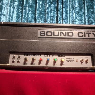 Dallas Arbiter Sound City 100WATT  1969 for sale