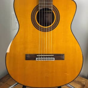 Takamine GC5CE Acoustic-Electric Classical Guitar