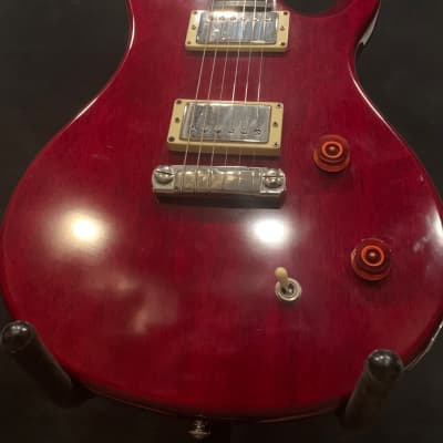 PRS Santana SE  Deep Red Cherry