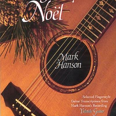 Fingerstyle Noël (Guitar Book WTab & /CD)