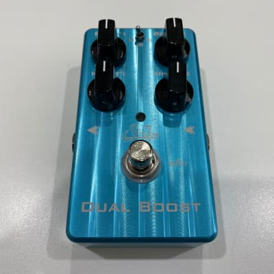 Suhr Dual Boost Guitar Efects Pedal