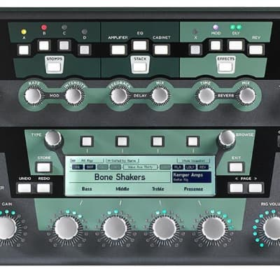 New Kemper Profiling Amplifier Head Black Multi Effect for sale