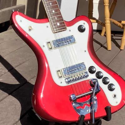 Wurlitzer Wildkat 1967 Red for sale