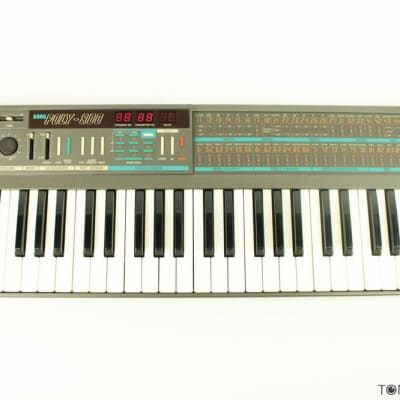 KORG POLY-800 Vintage 80s Analog Synth keyboard synthesizer Properly Refurbished by Dealer