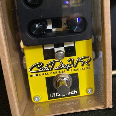 DigiTech CabDryVR Dual Cabinet Simulator