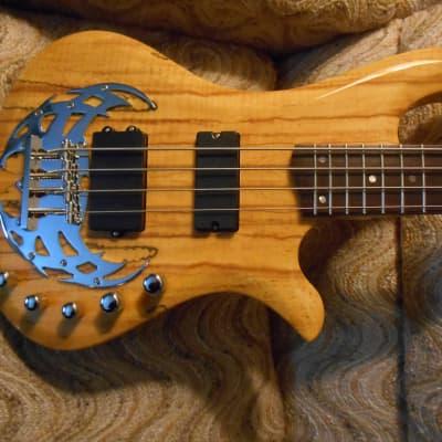 Traben Array Limited 4S Bass Natural Spalt Maple