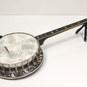 Bacon & Day Silver Bell Tenor Banjo for sale