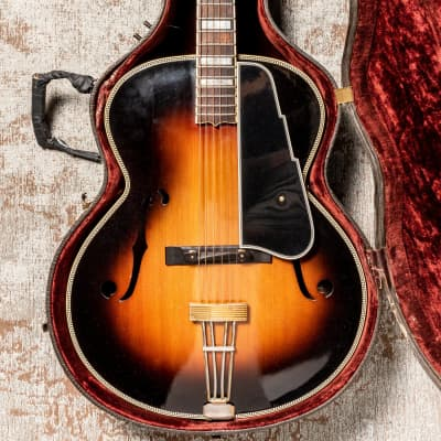 Stromberg Ultra Deluxe Archtop Sunburst 1938 for sale